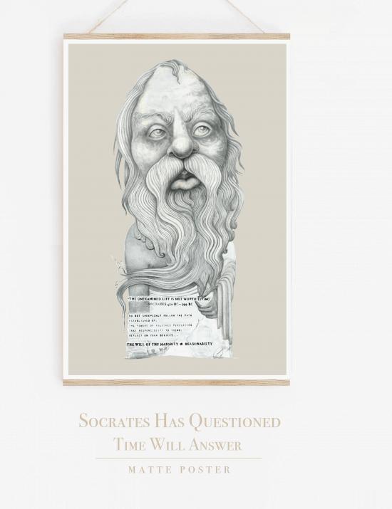 Socrates Philosopher | Socratic method | Unexamined Life not worth Living